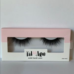 Red Aspen Luxe False Lashes